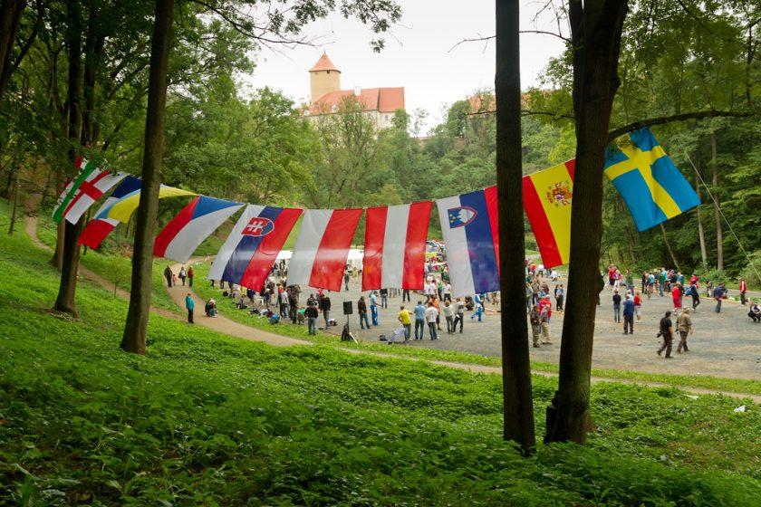 O pohár města Brna 2012