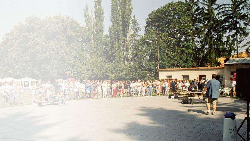 Fotogalerie:<br>O pohár města Brna 2004