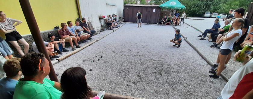 Turnaj generací potřetí vyhrál jeho zakladatel, <br>Verča opět zvítězila v Lipníku